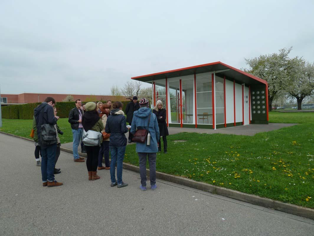 Exkursion basel for Halle innenarchitektur