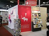 Die Burg zur Bologna International Children's Book Fair 2014