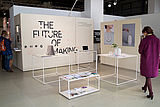 "BURG Stand ""The Future of Making"" auf der DDW 2015, Foto Krummenacher"