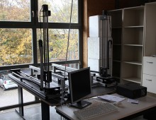 CNC Styrofräse / Rapid Labor / Designcampus