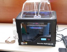 3D Drucker / Rapid Labor / Designcampus