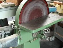 Tellerschleifmaschine