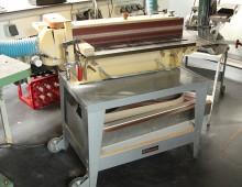 Kantenschleifmaschine / Kunststoffwerkstatt / Designcampus