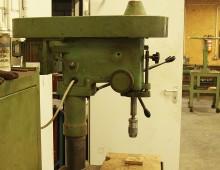Säulenbohrmaschine / Metallwerkstatt / Designcampus