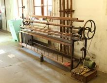 Waifmaschine / Textilmanufaktur