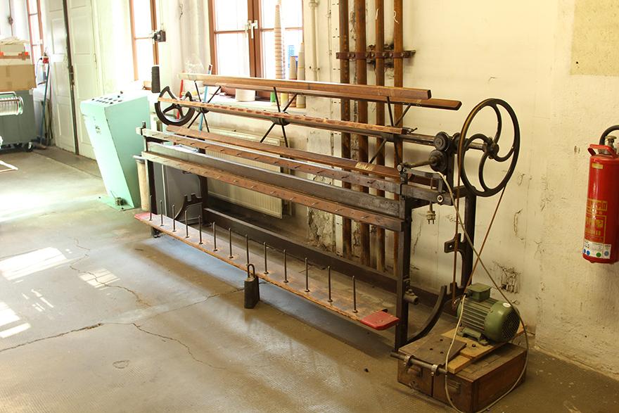 Weifmaschine