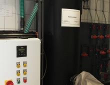 Abwasserreinigunsanlage / Textilmanufaktur
