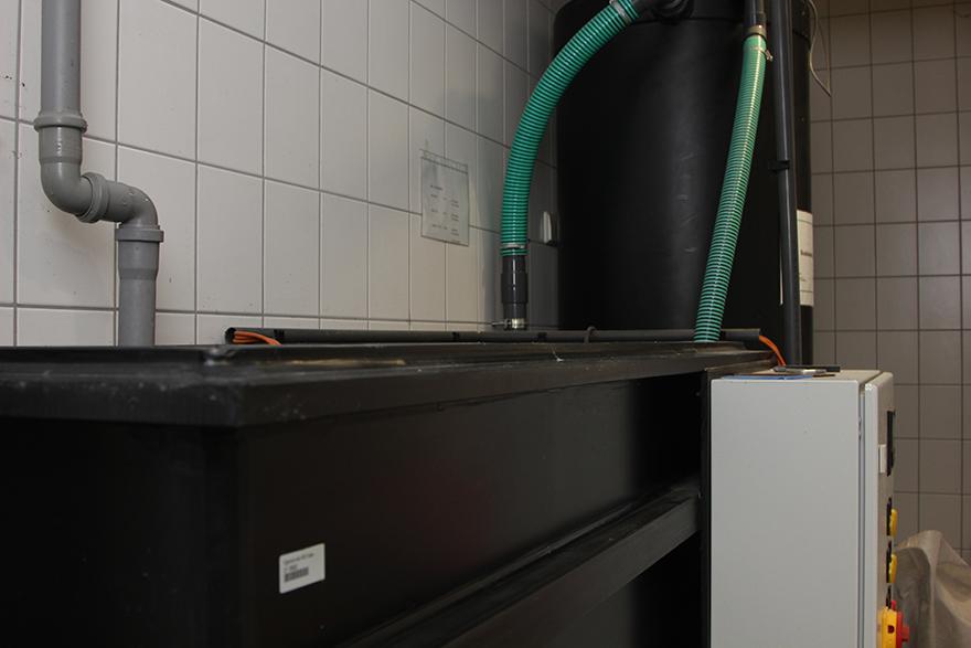 Abwasserreinigungsanlage