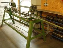 Profilbiegevorrichtung / Metallwerkstatt / Designcampus