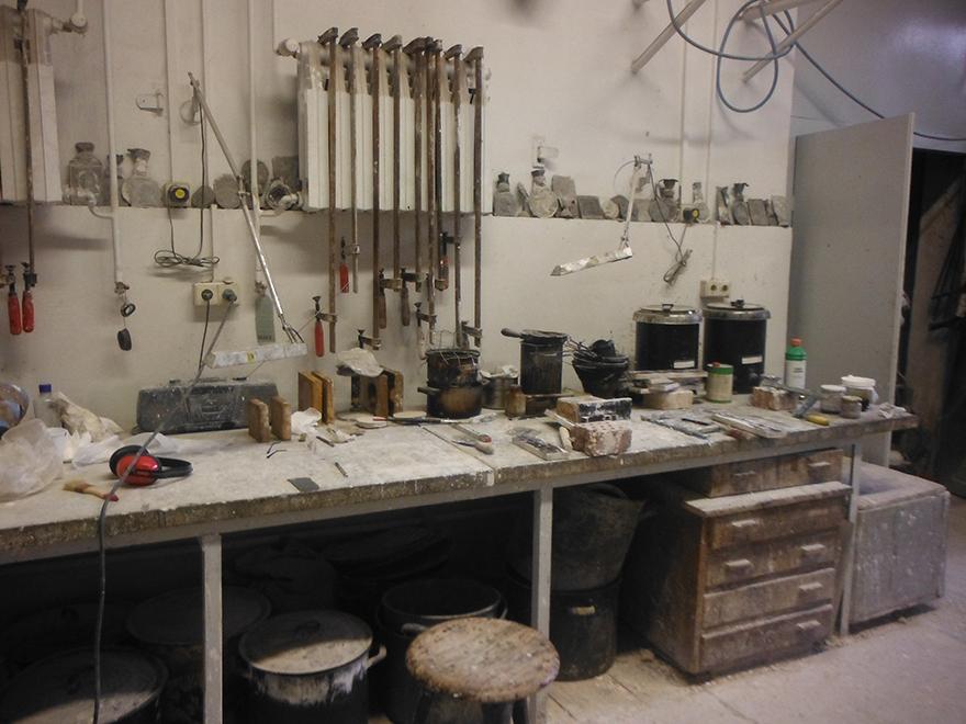 Werkzeuge für Formenbau