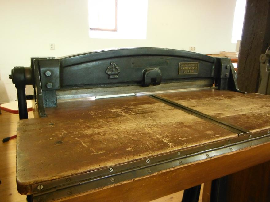 Rillmaschine