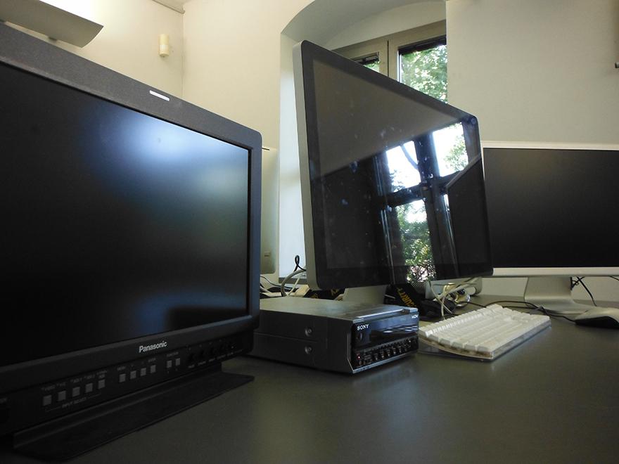 Videoschnittplatz