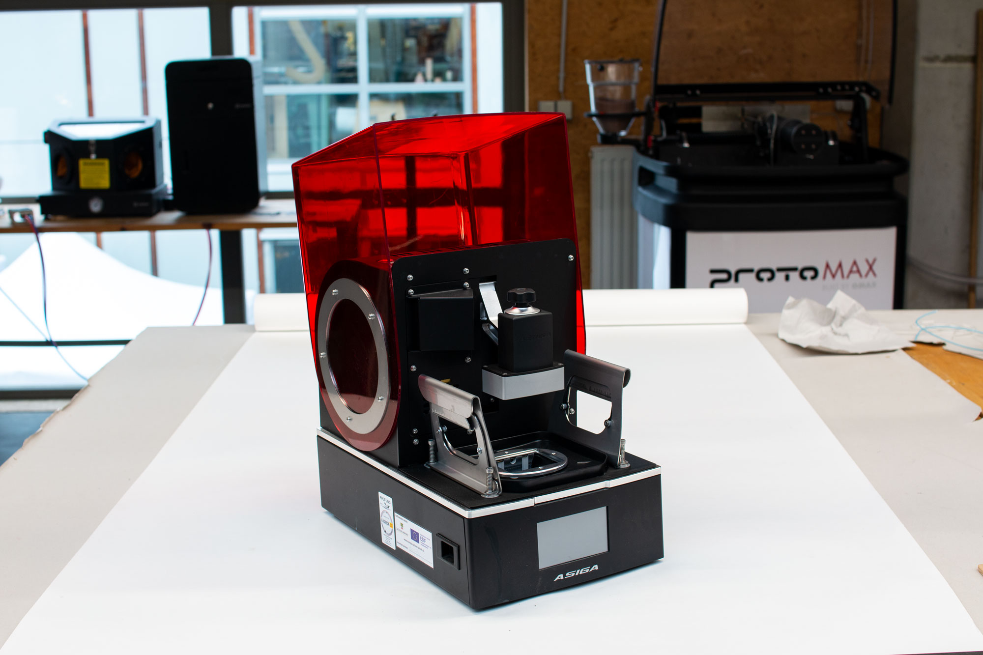 3D Drucker (SLA)