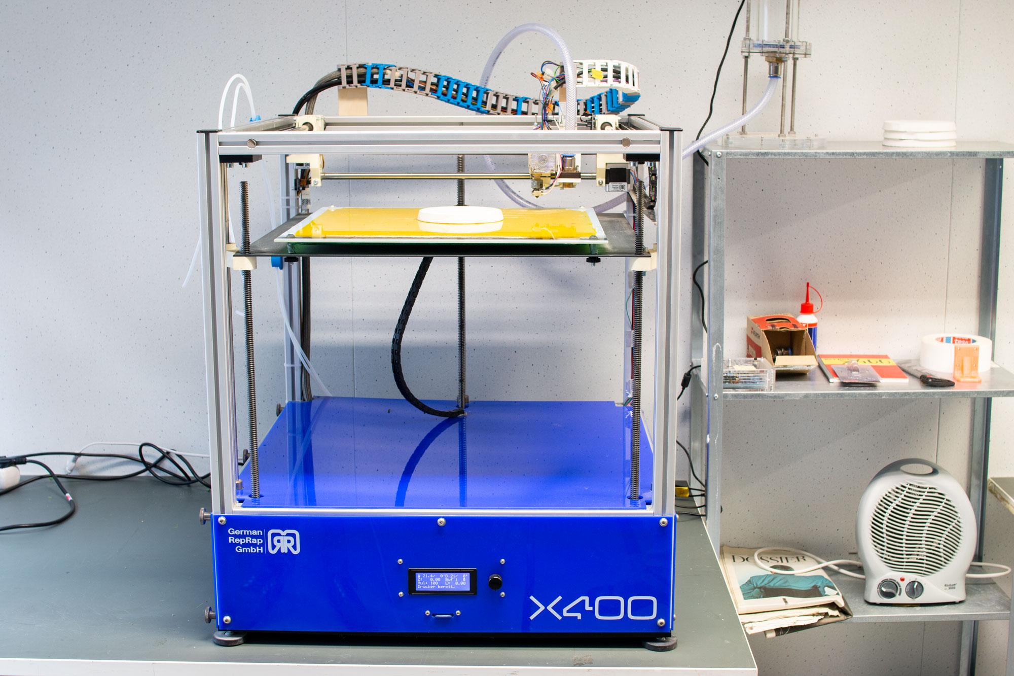 3D Drucker (FDM, +)