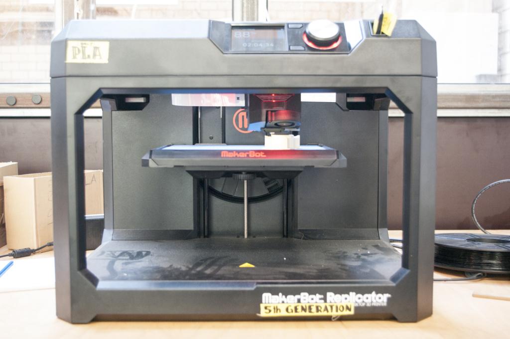 3D Drucker (MakerBot)