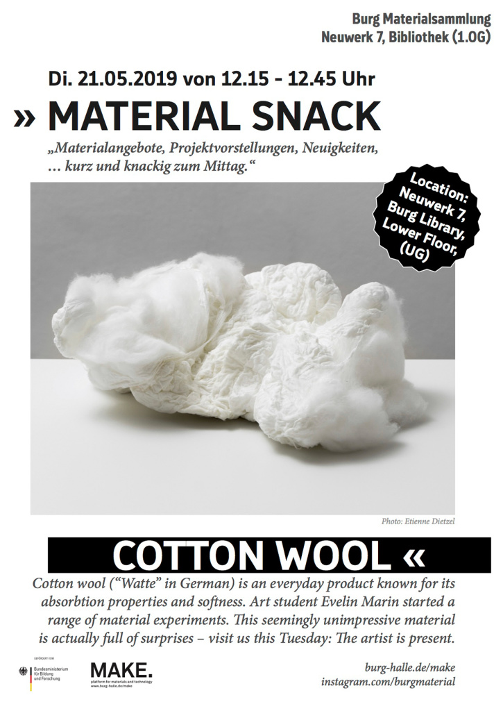 2019_05 MATERIAL SNACK COTTON WOOL